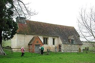 St Thomas Church, East Shefford Church in Berkshire, England