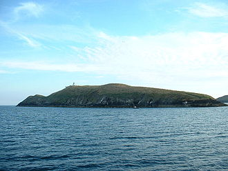 Saint Tudwal's Islands - Saint Tudwal's Island West