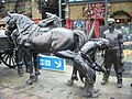 Stables Market shoeing a horse sculpture - geograph.org.uk - 1712759.jpg
