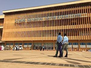 Stade Général-Seyni-Kountché - Image: Stade Seyni Kountché