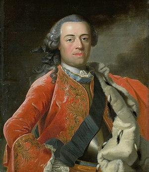 Marquis of Veere and Flushing - William IV of Orange