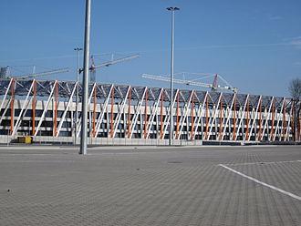 Jagiellonia Białystok - Białystok City Stadium