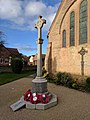 Stanton Hill War Memorial, in front of All Saints' Church, Mansfield Road, Stanton Hill (9).jpg