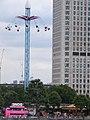 Star Flyer fairground attraction, South Bank, London.jpg