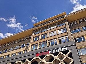 Stasi Museum - Image: Stasi Museum entrance