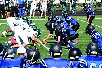 Steinert High School - Image: Steinert vs. Northern Knights (2)