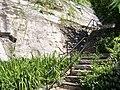 Steps to K's Garden.jpg