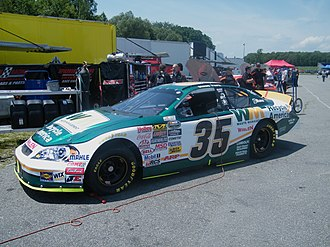 Steve Park - Park's 2009 East Series car