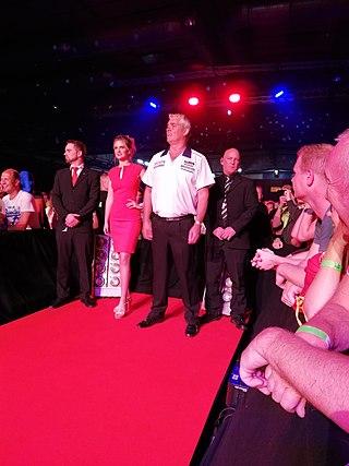 Steve Beaton English darts player