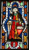 Stift Heiligenkreuz - Babenbergerfenster 7 Leopold.jpg