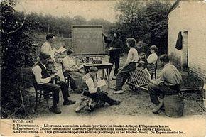 La comunidadcomunista libertaria,L'Experience(1905-1908).