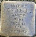 Stolperstein Henriette Carl.jpg