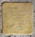 Stolperstein Zeppelinstr 9 (Obers) Else Schierhorn.jpg