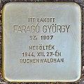 Stolperstein für Farago György.jpg