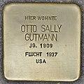 Stolperstein für Otto Sally Gutmann (Heidelberg).jpg