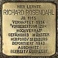 Stolperstein für Richard Rosendahl (Köln).jpg