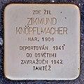 Stolperstein für Zikmund Knöpflmacher (Lostice).jpg