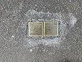 Stolpersteine Sima Froïm Fouterman 53 rue Clos Orléans Fontenay Bois 6.jpg