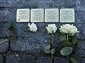 Stolpersteine für Familie Löwi, Karl-Liebknecht-Straße, Chemnitz (3).JPG