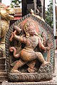 Stone Sculpture in Bagh Bhairab Temple-3875.jpg