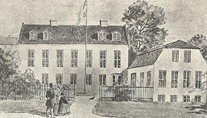 Ravnsborggade - Store Ravnsborg