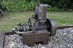 Stralsund, Nautineum, Glühkopfmotor Deutz (2013-07-30), by Klugschnacker in Wikipedia.JPG
