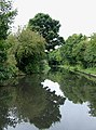 Stratford-upon-Avon Canal near King's Norton, Birmingham - geograph.org.uk - 1726137.jpg