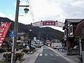 Street of Shimoda Onsen, Amakusa, Kumamoto.jpg