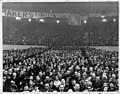 Strikers fill the -Madison Square Garden?- auditorium during a meeting for the 1933 New York Dressmakers Strike. (5279081853).jpg