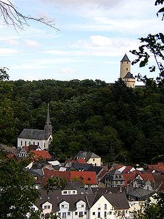 Stromberg (Hunsrück) Place in Rhineland-Palatinate, Germany