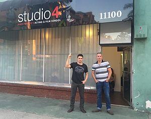 Studio 4 - Image: Studio 4HQLA