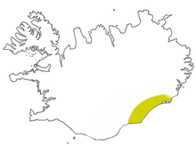 Suðausturland (locator of fjords).png