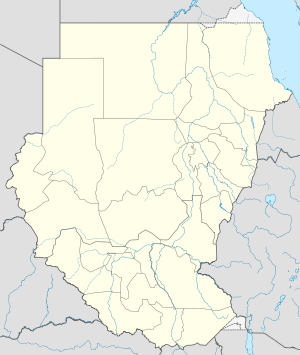 1970 African Cup of Nations is located in Sudan (2005-2011)