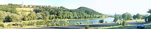 Sulm (Austria) - The artificial Lake Sulmsee
