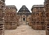 The Temple at Konark