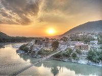 Sunset - Lakshman Jhula.jpg