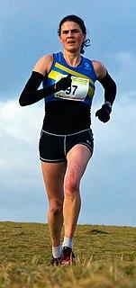 Susan Partridge British long-distance runner