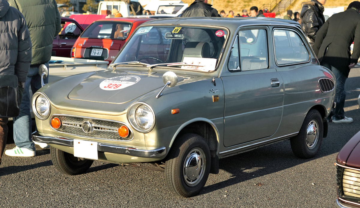 10 Passenger Vehicles >> Suzuki Fronte - Wikipedia