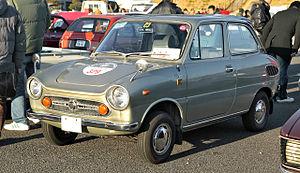 Suzuki Fronte - Fronte 360 (LC10)