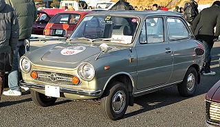 Suzuki Fronte Motor vehicle
