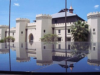 Sydney Conservatorium of Music - Image: Syd con music