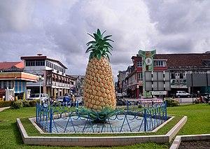 Sarikei - Image: Symbol of Sarikei Town (6728282471)