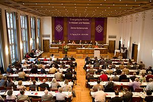 Synod - EKHN's 10th Church Synod (general assembly), 2009