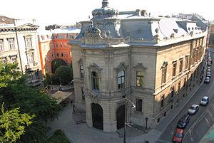 Metropolitan Ervin Szabó Library - Metropolitan Ervin Szabó Library