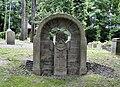 Szczecin Cmentarz Centralny nagrobek rodziny Leonhardt.jpg