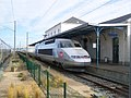 TGV - Gare des Sables d'Olonne.JPG