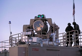 Tactical High Energy Laser - THEL/ACTD