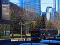 TTC bus on Mill Street, 2016 03 19 (3) (25891595656).jpg