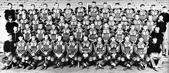 1940 Texas Tech Red Raiders football team - 1940 Texas Tech football team