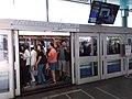 TW 台北市 Taipei 大安區 Da'an District 台北捷運 MRT Station interior August 2019 SSG 03 Metro 大安站 Daan Station.jpg